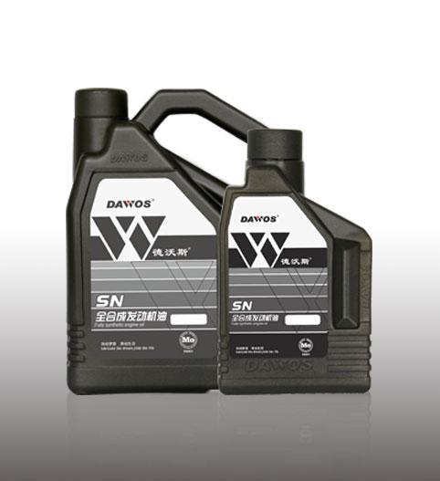 SN全合成发动机油