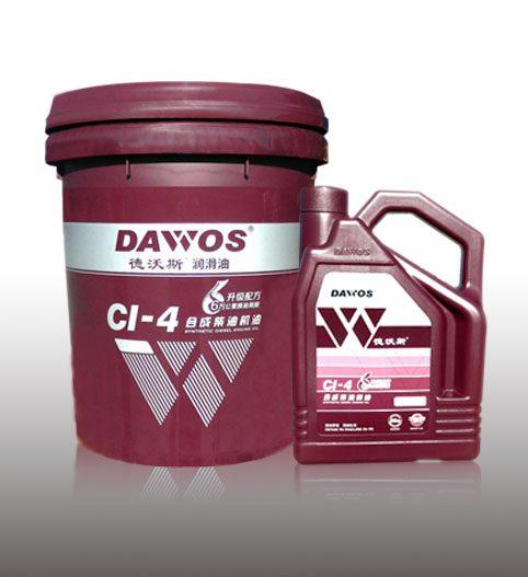 CI-4酯类全合成柴机油6万公里升级版