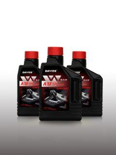 德沃斯ATF9速自动变速箱油