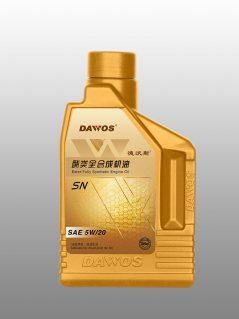 SN酯类全合成5W-20金装